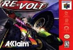 Re-Volt (USA) Box Scan